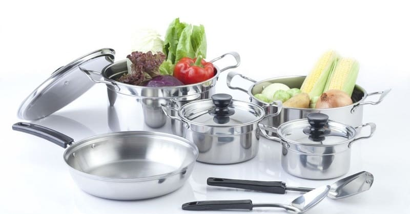 All-Clad D3 Vs. All-Clad D5 Stainless Cookware Set